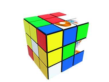 Rubiks Cube animations