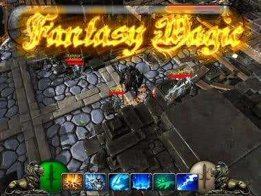 Diablo III - similar game - mmporg mobile optimized game