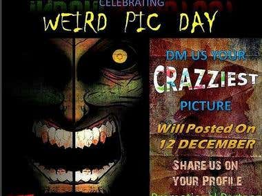 Event of Weird Pic Day