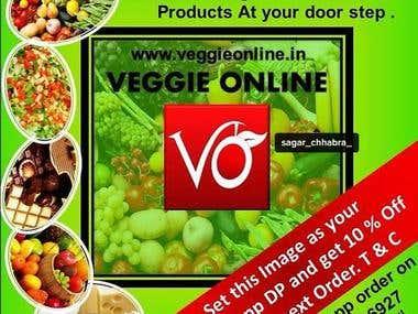 Veggie online Promotional Images