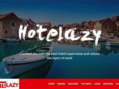 Hotelazy- hotel management ERP