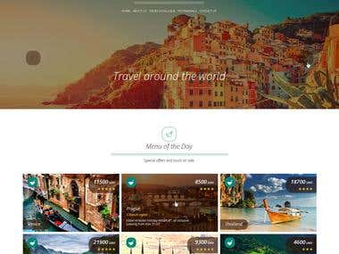 Responsive web design, UI