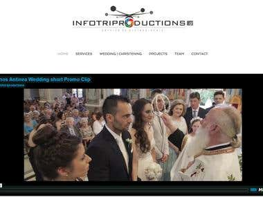 Filming Company Website