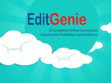 EditGenie- Animation Ad