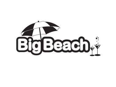 Logo for Big Beach