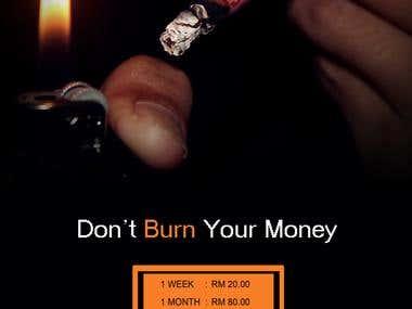 Quit Smoking Advertising