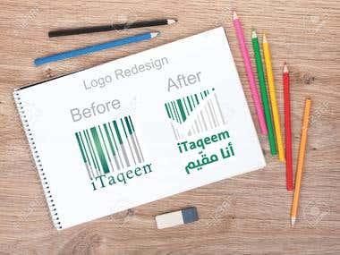 I Taqeem Logo Redesing