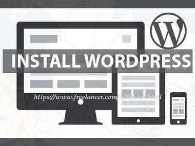 Install a WordPress Theme As Demo