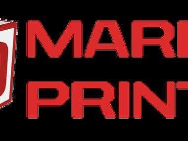Logo '3D Market Print'