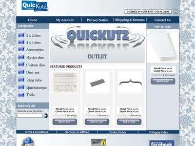 Online 3DCart Store