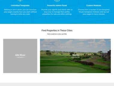 Website for Property Marketing www.clickkenya.co.ke
