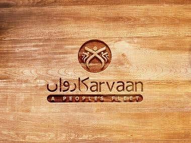KARVAAN Logo