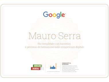 Digital Training (Google)