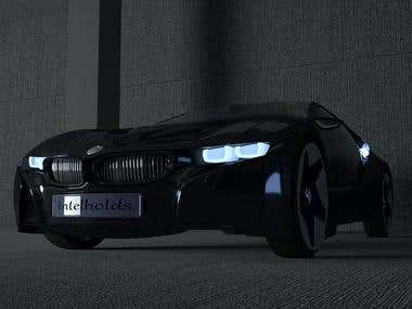 BMW concept funny
