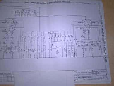Control Circuit Diagram