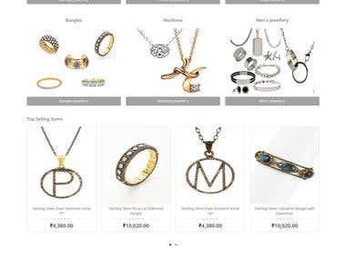 Jewellery site