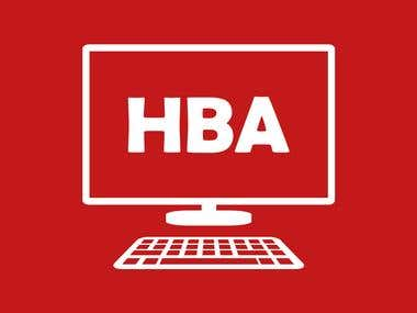 HBA logo and cover photo
