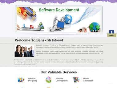 Sanskriti Infosol Private Limited