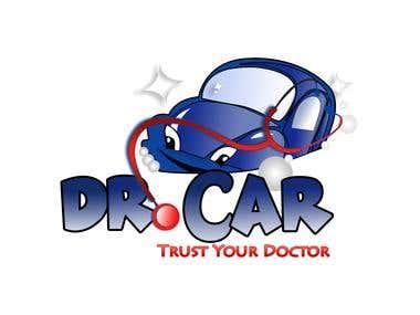 DR car logo 3
