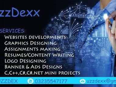 UzzDexx Banner