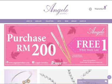 angelojewellery.com - WordPress