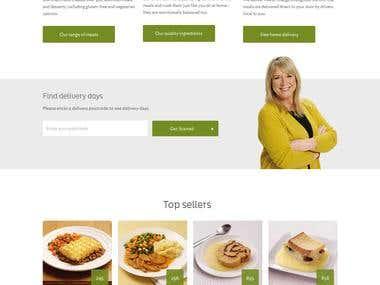 Wiltshirefarmfoods - Food Ordering Website