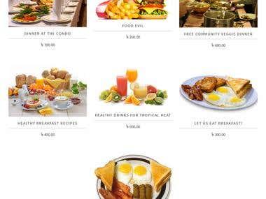 Res.Sitlbd - Food Ordering Website