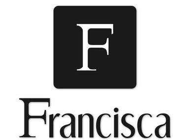 Diseño de Marca Francisca Indumentaria