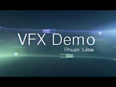 Headshot - VFX Breakdown