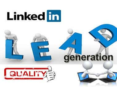 Lead Generation From LinkedIn