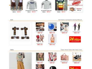 Online Store eCommerce