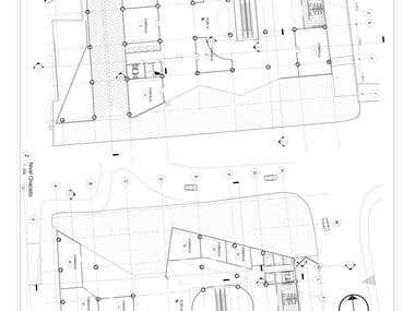 Plans AutoCAD and Revit