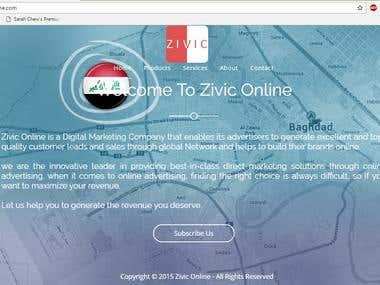 Zivic Online Ltd