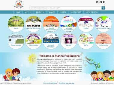 Marina Publications