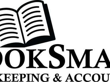 Book-keeping firm and logo