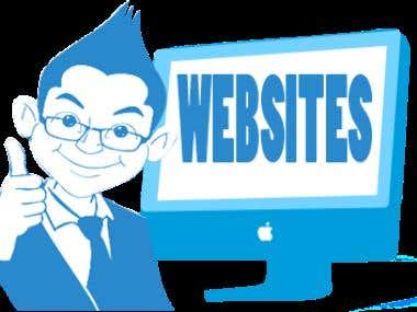 WEBSITES  WHICH I HAVE Made