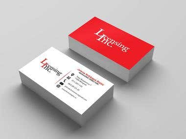 Logo + business card
