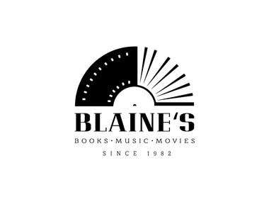 Blaines Music Shop