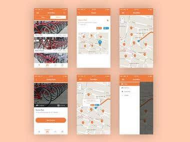 Bike App  System