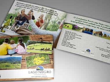Lago Negro Brochure
