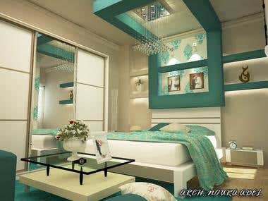 some of my interior designs