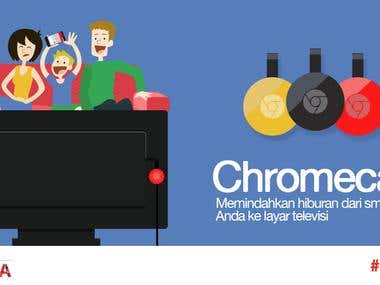 Twitter Banner for Google Indonesia