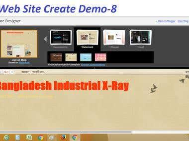 Website Create & Design Demo-8