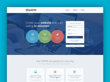 Quicker Website