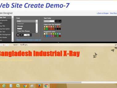 Website Create & Design Demo-7