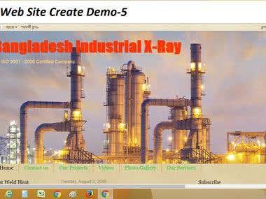 Website Create & Design Demo-5