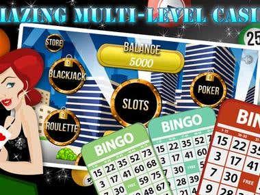 Amazing Multi-Level Casino