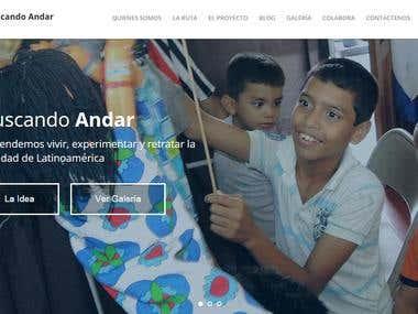 Web Page Buscando Andar