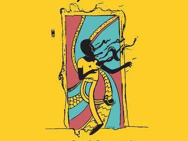 Album Cover - Illustration