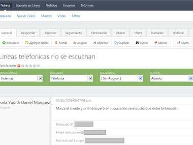Sistema de Tickets - HelpDesk